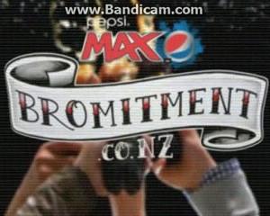 Pepsi Max – Bromitment